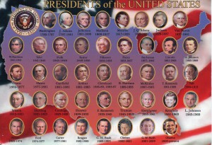 USA elections US Presidents
