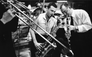 Jazz music Benny Goodman